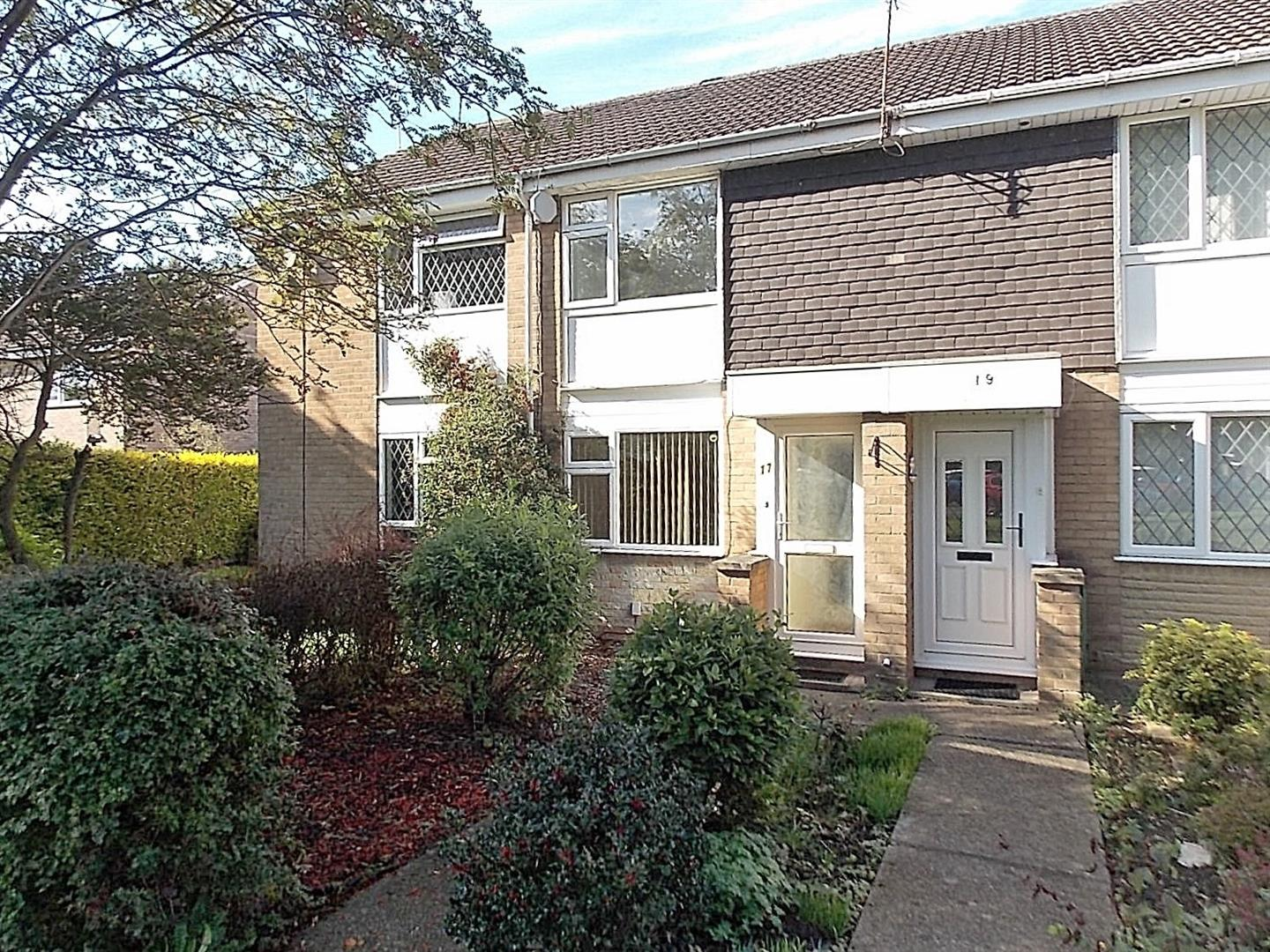 2 Bedrooms Terraced House for sale in Tynedale Close, Long Eaton
